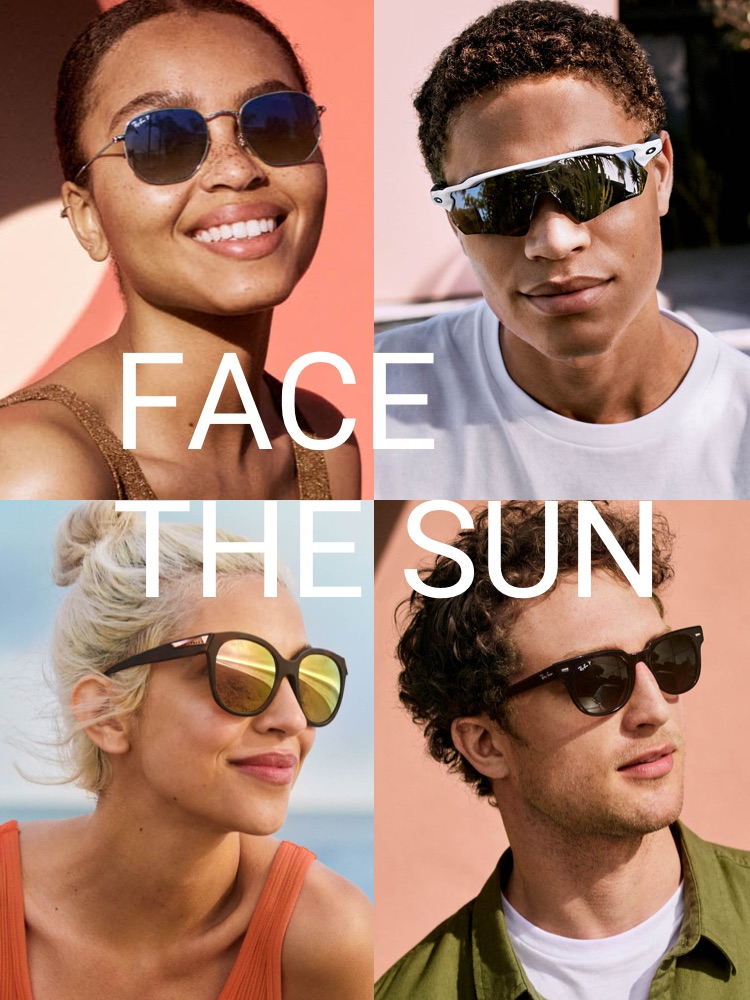 Summer - Sunglass Hut Singapore